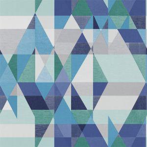 Tapete AXIS blau