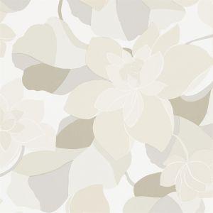 Tapete DIVA beige-silber