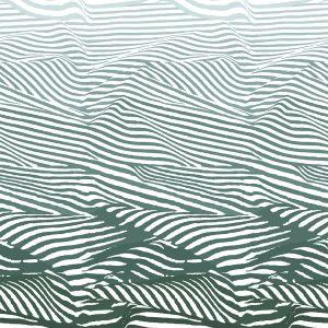 FotoTapete DJURGÂRDEN fjordgrün