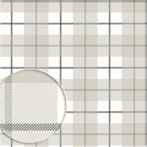 Tapete RANOLD grau-beige